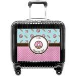 Donuts Pilot / Flight Suitcase (Personalized)