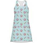 Donuts Racerback Dress (Personalized)