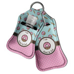 Donuts Hand Sanitizer & Keychain Holder (Personalized)