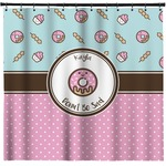 Donuts Shower Curtain (Personalized)