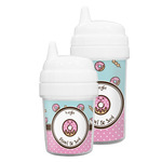 Donuts Sippy Cup (Personalized)