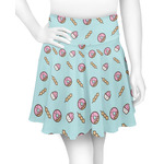 Donuts Skater Skirt (Personalized)
