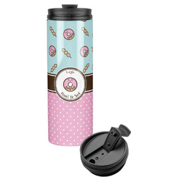 Donuts Stainless Steel Travel Tumbler (Personalized)