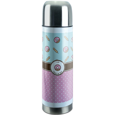 Donuts Stainless Steel Thermos (Personalized)