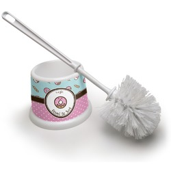 Donuts Toilet Brush (Personalized)