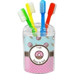 Donuts Toothbrush Holder (Personalized)