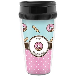 Donuts Travel Mugs (Personalized)