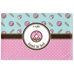 Donuts Woven Mat (Personalized)