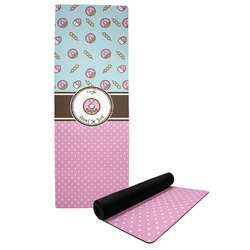 Donuts Yoga Mat (Personalized)