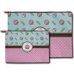 Donuts Zipper Pouch (Personalized)