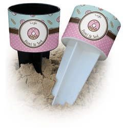 Donuts Beach Spiker Drink Holder (Personalized)