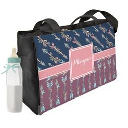 Tribal Arrows Diaper Bag (Personalized)