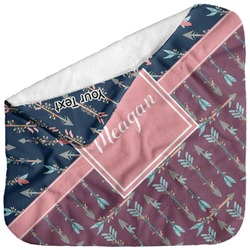 Tribal Arrows Baby Hooded Towel (Personalized)