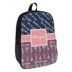 Tribal Arrows Kids Backpack (Personalized)