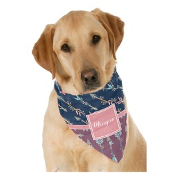 Tribal Arrows Pet Bandanas (Personalized)