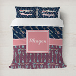 Tribal Arrows Duvet Cover (Personalized)
