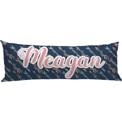 Tribal Arrows Body Pillow Case (Personalized)