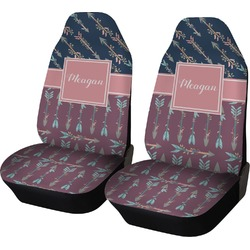 Tribal Arrows Car Seat Covers (Set of Two) (Personalized)