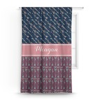 Tribal Arrows Curtain (Personalized)