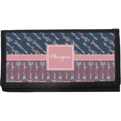 Tribal Arrows Checkbook Cover (Personalized)