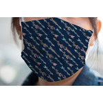 Tribal Arrows Face Mask Cover (Personalized)