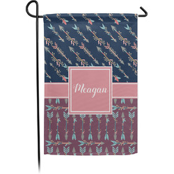 Tribal Arrows Garden Flag - Single or Double Sided (Personalized)