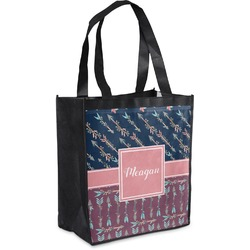 Tribal Arrows Grocery Bag (Personalized)