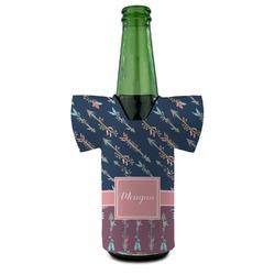Tribal Arrows Bottle Cooler (Personalized)