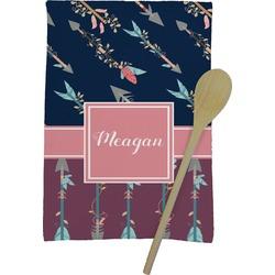 Tribal Arrows Kitchen Towel - Full Print (Personalized)