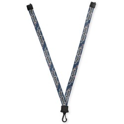 Tribal Arrows Lanyard (Personalized)