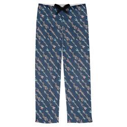 Tribal Arrows Mens Pajama Pants (Personalized)
