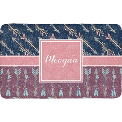 Tribal Arrows Bath Mat (Personalized)