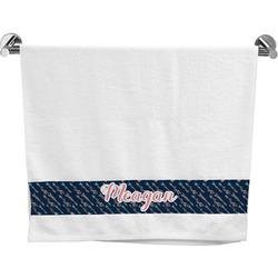Tribal Arrows Bath Towel (Personalized)