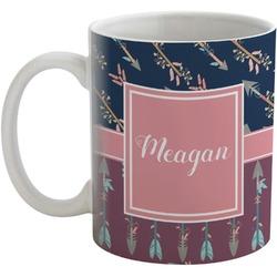 Tribal Arrows Coffee Mug (Personalized)