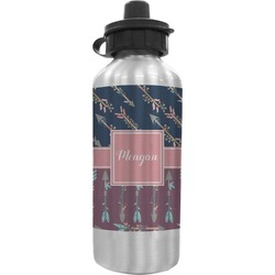 Tribal Arrows Water Bottle (Personalized)