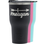 Tribal Arrows RTIC Tumbler - Black (Personalized)