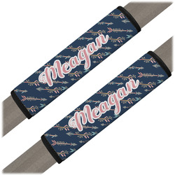 Tribal Arrows Seat Belt Covers (Set of 2) (Personalized)