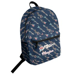 Tribal Arrows Student Backpack (Personalized)
