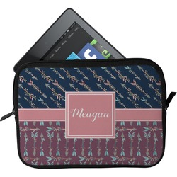 Tribal Arrows Tablet Case / Sleeve - Small (Personalized)