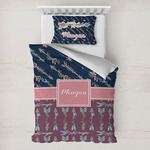 Tribal Arrows Toddler Bedding w/ Name or Text