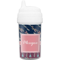 Tribal Arrows Toddler Sippy Cup (Personalized)