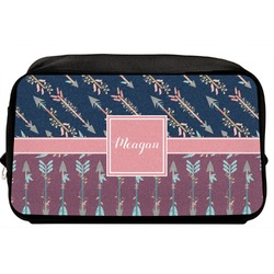 Tribal Arrows Toiletry Bag / Dopp Kit (Personalized)