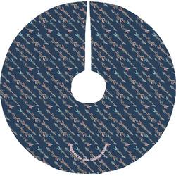 Tribal Arrows Tree Skirt (Personalized)