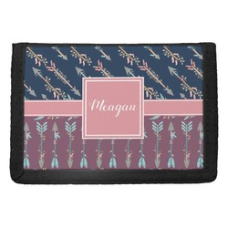 Tribal Arrows Trifold Wallet (Personalized)
