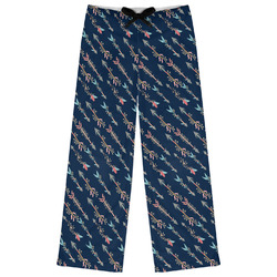 Tribal Arrows Womens Pajama Pants (Personalized)