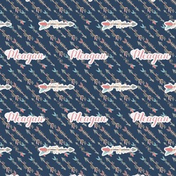 Tribal Arrows Wrapping Paper (Personalized)