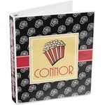 Movie Theater 3-Ring Binder (Personalized)
