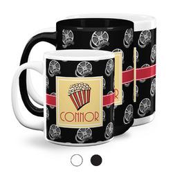Movie Theater Coffee Mugs (Personalized)