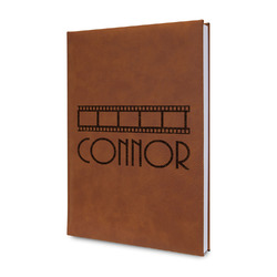 Movie Theater Leatherette Journal (Personalized)