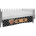 Movie Theater Crib Skirt w/ Name or Text